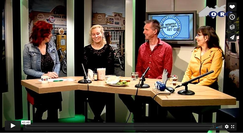 26 Januari: Zoutgrot & Zo te gast bij Sjpek met Eier van Omroep Roerstreek!