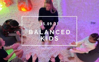 15 september: Workshop: Balanced Kids